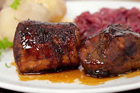 cuisiner un filet mignon filet porc miel cookeo recette facile et rapide à la maison