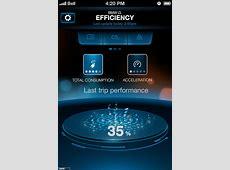 BMW i Remote app
