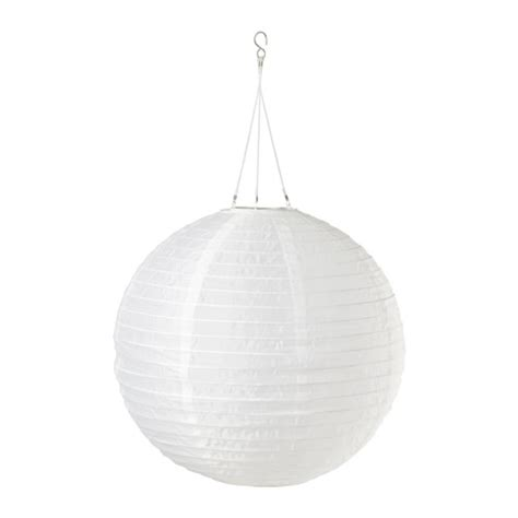 solvinden led solar powered pendant l ikea