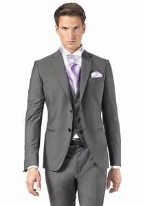 Costume 3 Pièces Gris : costume de mariage 3 pi ces gris fonc trouvable en boutique jean de sey paris on aime l ~ Dallasstarsshop.com Idées de Décoration
