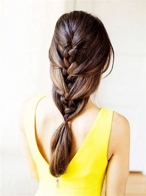 Hairstyles For Normal by 6 Easy Hairstyles Ideas To Try For Your Day Activities