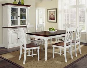 White Dining Room Furniture Sets - Home Furniture Design