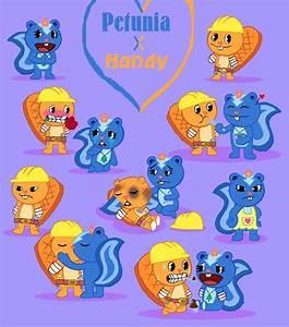 Image Gallery htf petunia and handy