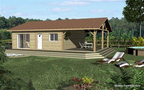 maison en bois 100m2 mod 232 le hautacam pyr 233 n 233 es bois maisons ossature bois 64