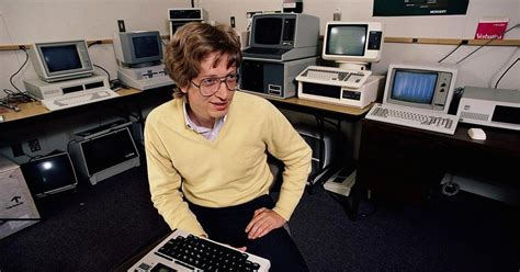 bill gates resume 1974 this is bill gates resume from 1974 when he was 15 000 a year