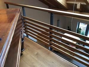 Treppengeländer Selber Bauen Innen : treppengel nder holz metall treppengel nder pinterest ~ Lizthompson.info Haus und Dekorationen