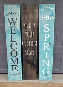 Amazon, Com, Farmhouse, Welcome, Sign