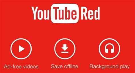 youtube red ad  subscription service launches