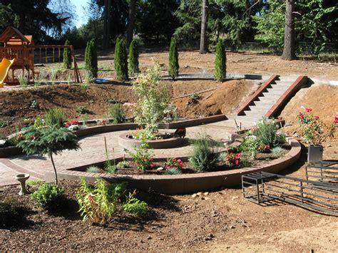 landscaping ideas for circular driveway jua landscaping ideas next to driveway