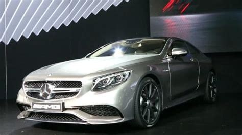 One man's goldilocks is another man's overkill. 2015 Mercedes-Benz S63 AMG 4Matic Coupe revealed   Kelley Blue Book
