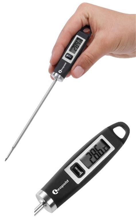 thermometre de cuisine thermomètre de cuisine multifonctions 00604 721