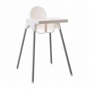 Kinderstuhl Und Tisch Ikea : hochstuhl ikea antilop weiss mit tablett plastik in ~ Michelbontemps.com Haus und Dekorationen