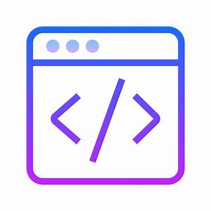 Source Code Icon - Free Download at Icons8