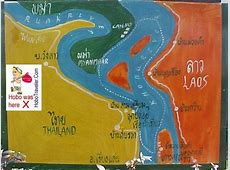 Golden Triangle Burma Laos Thailand Mynanmar