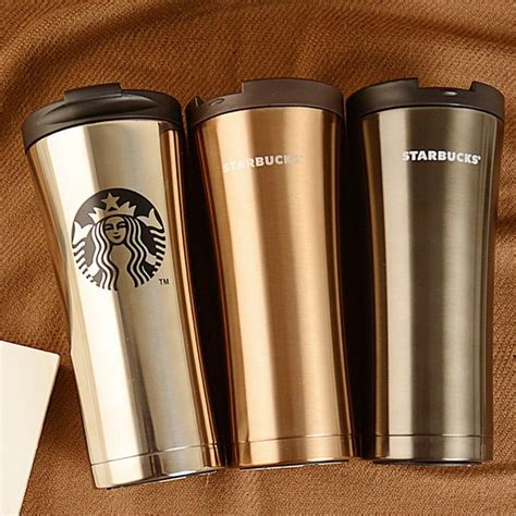 manufacturer wall stainless steel starbucks thermos