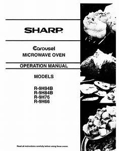 Sharp R