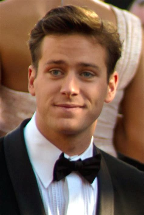 Armie Hammer: American actor (1986-) | Biography ...