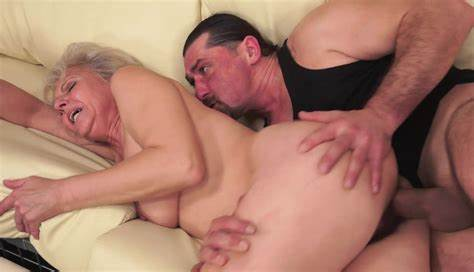 Old Woman Licking Prick And Drilled A Huge Sticky Cumshot