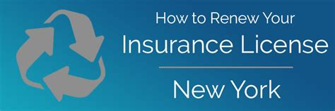 Fee is $50.00 for county population of less than 100,000 and fee is $400.00 for county population of over 100,000. How To Renew Your Insurance License In New York - NY License Renewal