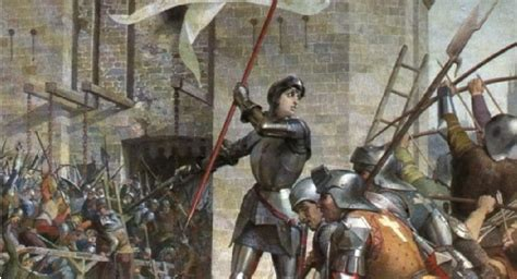 siege d orleans joan of arc may suffered from this neurological