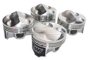 wiseco bc pistons   compression ratio