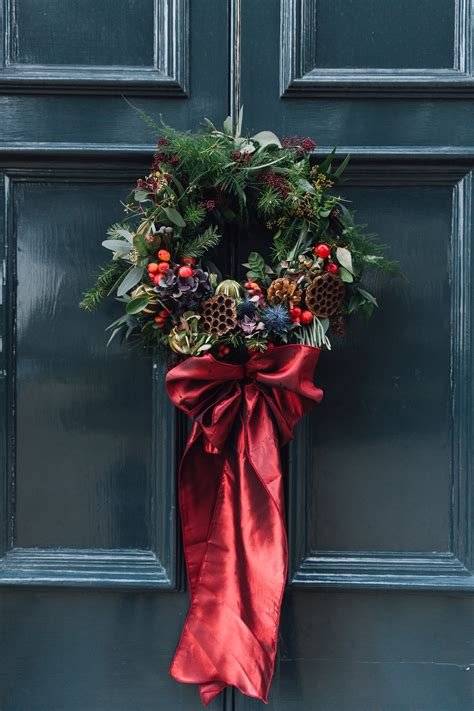 Christmas Wreath Workshop 6pm Tuesday 10th December 2019