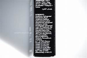Make up for ever hd second skin cream blush ommorphia for Cosmetics ingredients list