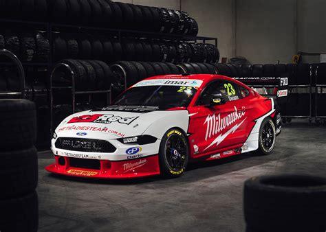 GALLERY: Milwaukee Racing's new look Mustang - Speedcafe
