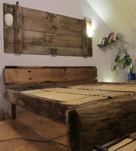 schlafzimmer bett selber bauen bett kopfteil selber bauen garten bett selber bauen