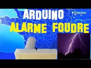 finest tronik aventur arduino alarme foudre avec site meteociel facile faire with meteociel riom