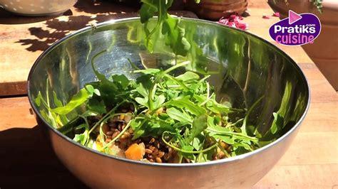 comment cuisiner lentilles cuisine comment faire une salade niçoise par michele cotta pratiks