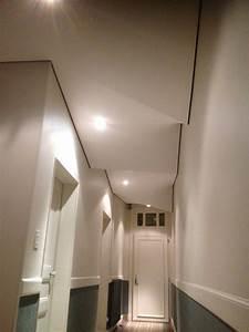 Comment Renover Un Plafond : deco plafond couloir ~ Dailycaller-alerts.com Idées de Décoration