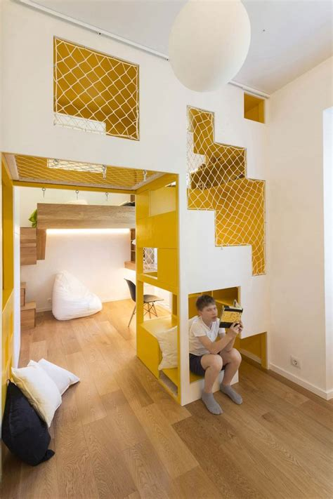indoor spielplatz zu hause raeume mit individuellem design