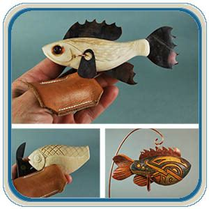 whittle fish decoy carving classic carving patterns