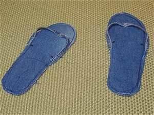 Stoff Flip Flops : flip flops basteln ~ Frokenaadalensverden.com Haus und Dekorationen