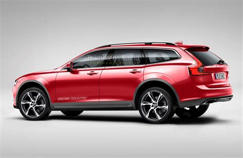 Volvo V60 Cross Country (2019)  Volvo  Pinterest Volvo