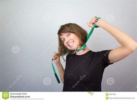 Neck Hanging Dompet model hanging choking measuring neck meter diet