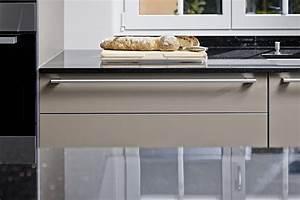 Küche Mit Granitarbeitsplatte : k che bulthaup b3 mit einbauger ten von gaggenau quooker ~ Michelbontemps.com Haus und Dekorationen