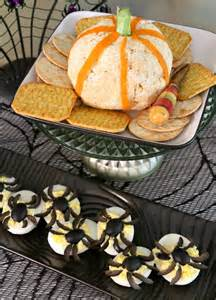 Adult Halloween Party Appetizer Recipes
