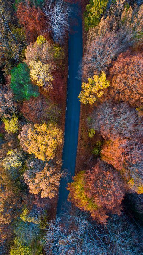 Fall Road Iphone Wallpaper by Fall Colors Iphone Wallpaper Idrop News