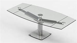 Charmant table de salle a manger design avec rallonge 2 for Table de salle a manger design avec rallonge