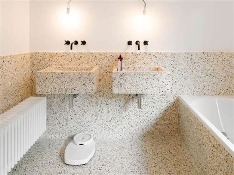 white bathrooms ideas trend 36 terrazzo design and decor ideas digsdigs