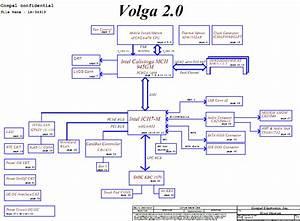 Hp Circuit Diagram  U2013 Page 2  U2013 Laptop Schematic