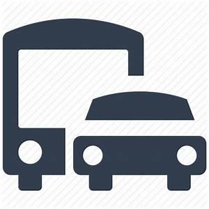 Airport, bus, car, park, station, transportation icon ...