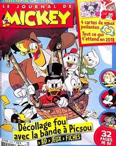Le Journal De Mickey Abonnement : le journal de mickey n 3420 abonnement le journal de mickey abonnement magazine par ~ Maxctalentgroup.com Avis de Voitures