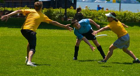 Dc's Best Ultimate Frisbee Leagues  Dc Fray