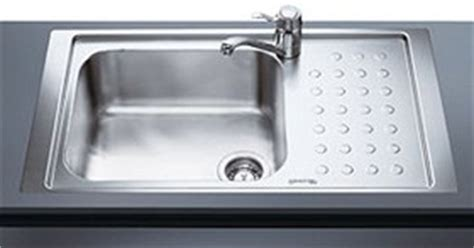 smeg sinks sm lv951s2 1 0 bowl low profile stainless steel