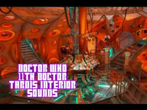 11th Doctor Tardis Interior by Doctor Who Unrelased Sfx The 11th Doctors Tardis