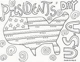 Presidents Coloring President Pages Doodle Washington Sheets Lincoln Abraham Printable Worksheets George Activities Alley Learn Adult Printables Pdf Celebrate Getdrawings sketch template