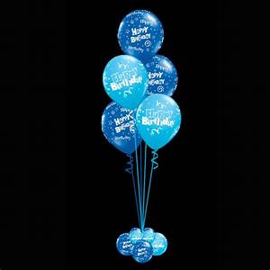 bouquets of 7 helium balloons